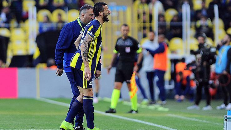 Mehmet Topal sakatlık