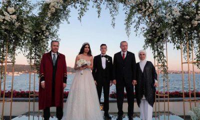 Mesut Özil düğün