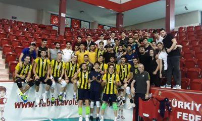 Fenerbahçe Genç Erkek Voleybol