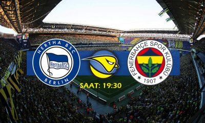 Hertha Berlin Fenerbahçe
