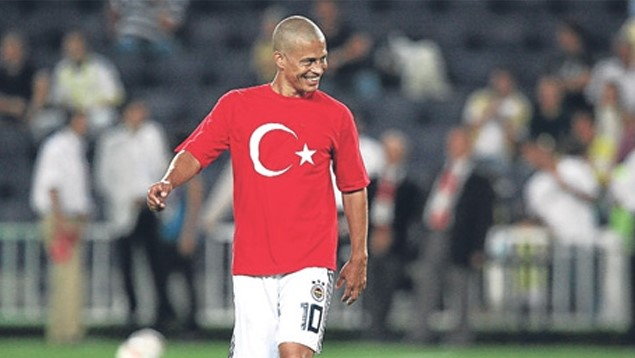 Alex de souza türkiye tshirt