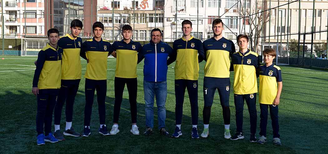 Fenerbahçe altyapı transfer