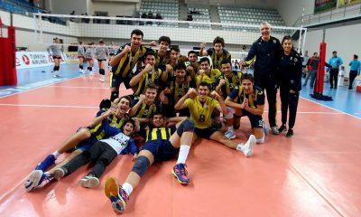 Fenerbahçe Genç Erkek Voleybol Takımı