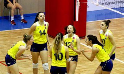 Fenerbahçe Voleybol 2. lig
