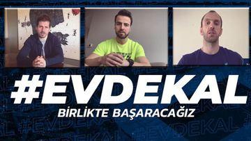 Evde Kal Fenerbahçe