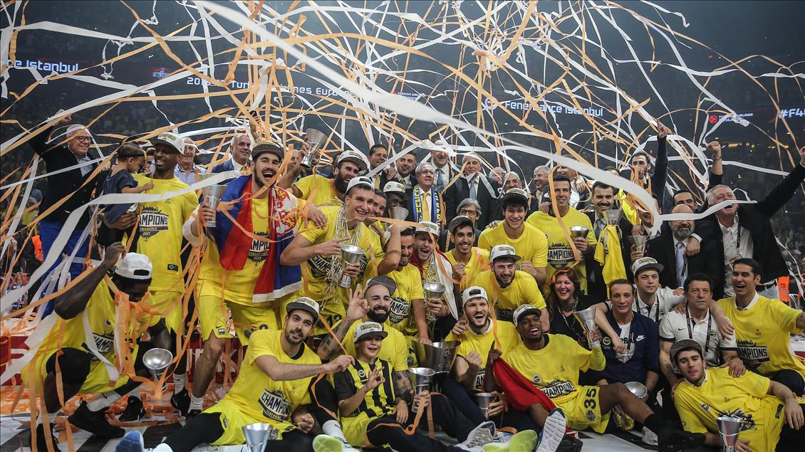 Fenerbahçe Euroleague kupa