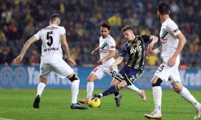 Miha Zajc Fenerbahçe