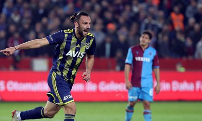 Vedat Muriç Fenerbahçe Trabzonspor