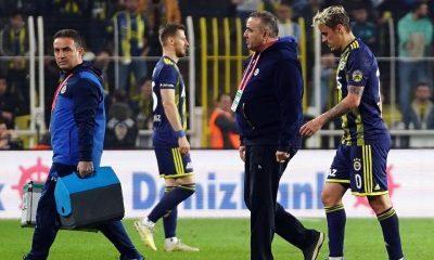 Max Kruse Fenerbahçe sakatlık