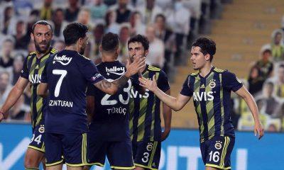 Fenerbahçe sevinç
