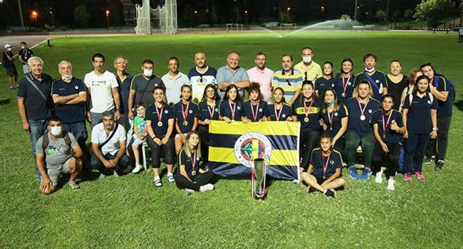 Fenerbahçe 20 Yaş Altı Atletizm