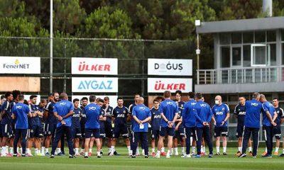 Fenerbahçe Antrenman