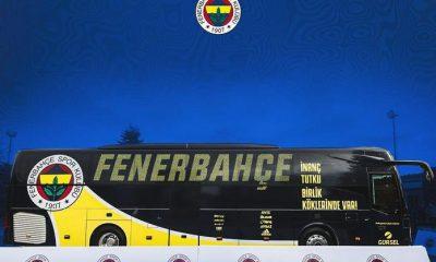Fenerbahçe Takım Otobüsü