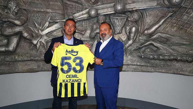 Ali Koç Cemil Kazancı