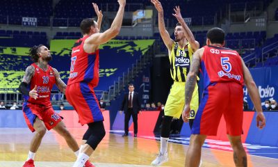 Fenerbahçe Beko 77-78 CSKA Moskova