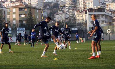 Fenerbahçe antreman