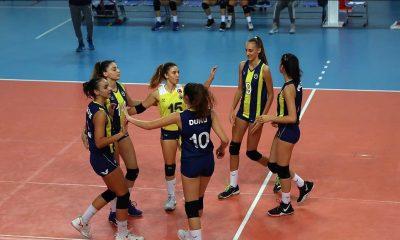 Fenerbahçe voleybol 2. lig takımı