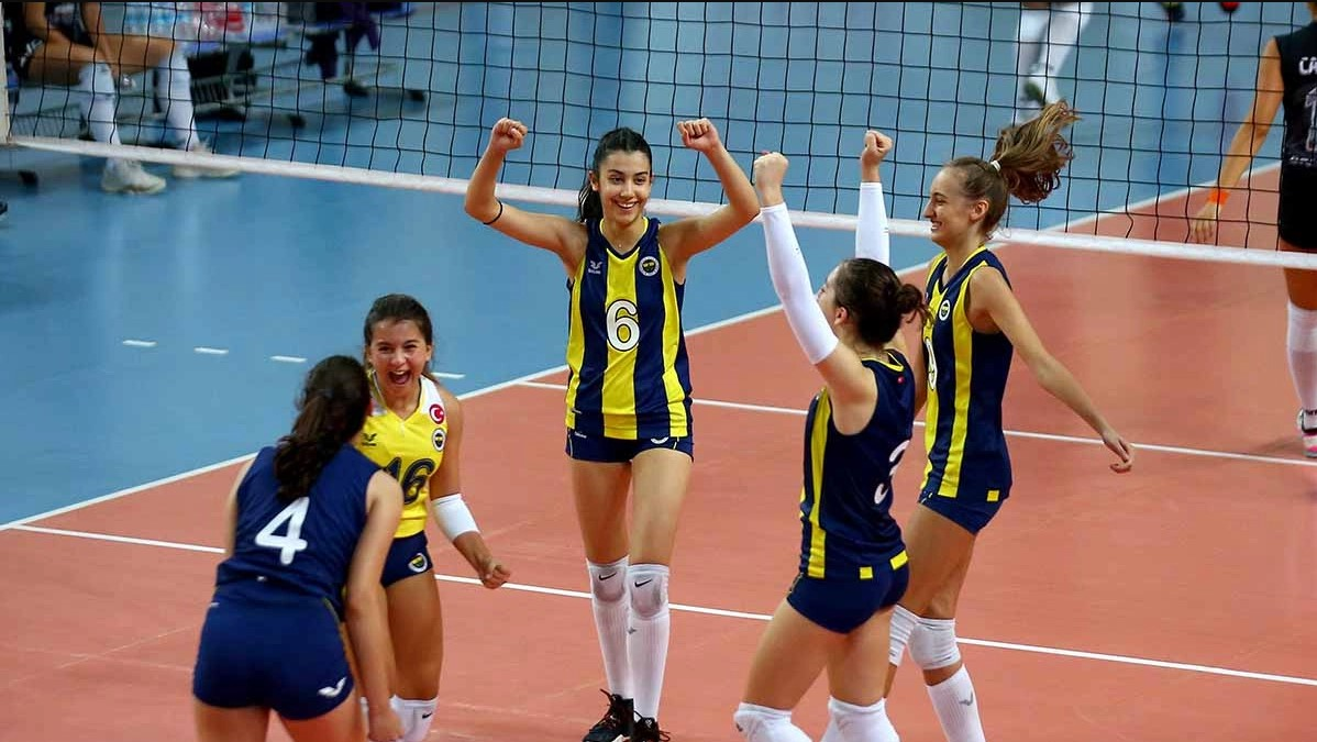 Fenerbahçe 2. Lig Kadın Voleybol Takımı