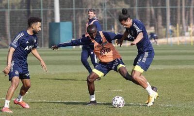 Fenerbahçe hazırlıklar