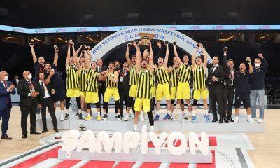 Şampiyon Fenerbahçe BGL